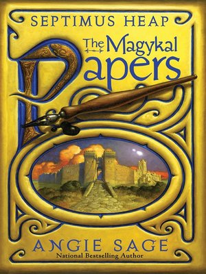 cover image of The Magykal Papers
