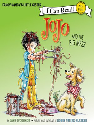cover image of JoJo and the Big Mess