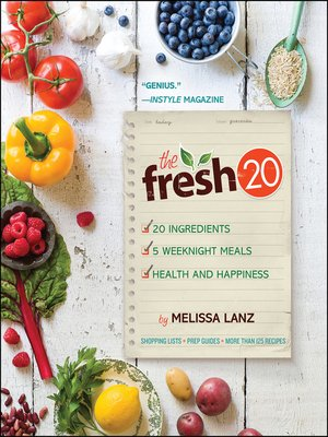 cover image of The Fresh 20