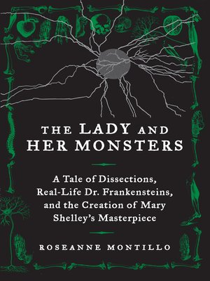 cover image of The Lady and Her Monsters