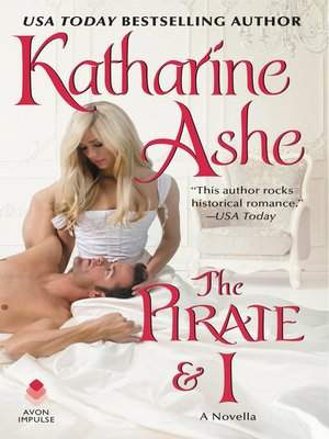 cover image of The Pirate and I