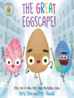 cover image of The Great Eggscape!