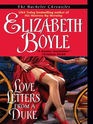 cover image of Love Letters From a Duke