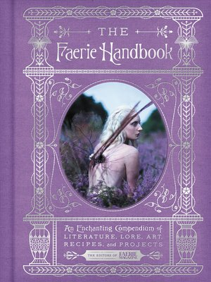 cover image of The Faerie Handbook
