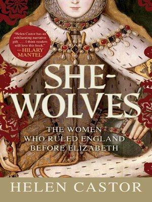 cover image of She-Wolves