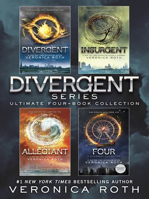 cover image of The Divergent Library