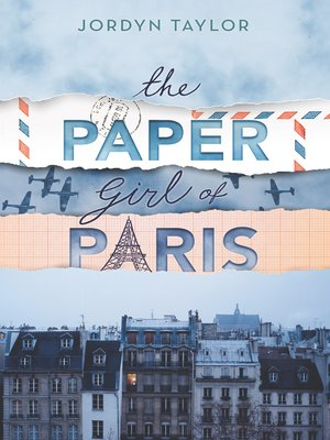 cover image of The Paper Girl of Paris