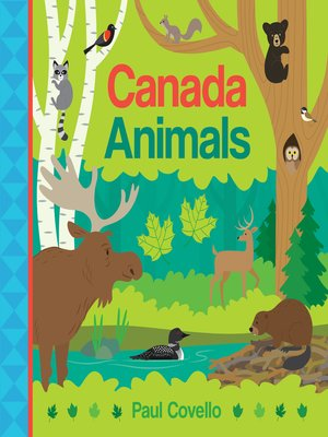 cover image of Canada Animals