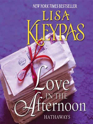 cover image of Love in the Afternoon