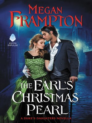 cover image of The Earl's Christmas Pearl
