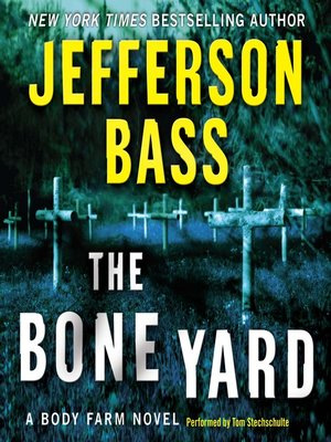 cover image of The Bone Yard