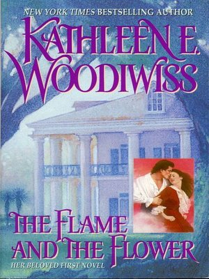 cover image of The Flame and the Flower