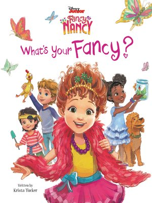 cover image of What's Your Fancy?