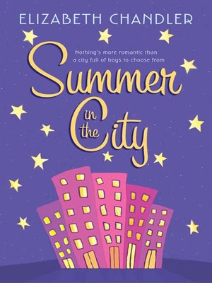 cover image of Summer in the City
