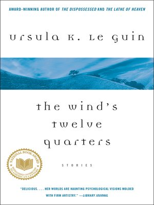 cover image of The Wind's Twelve Quarters