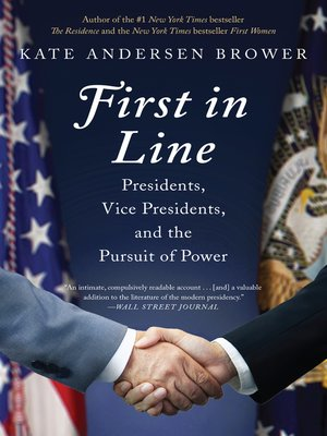 cover image of First in Line