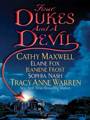 cover image of Four Dukes and a Devil