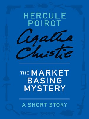 cover image of The Market Basing Mystery