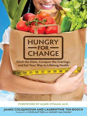 cover image of Hungry for Change