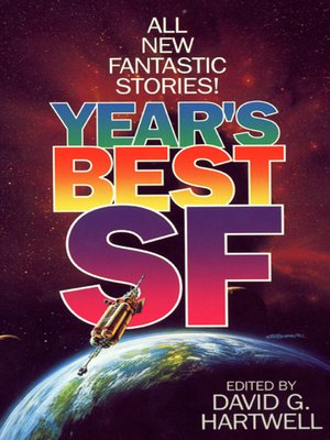 cover image of Year's Best SF 1