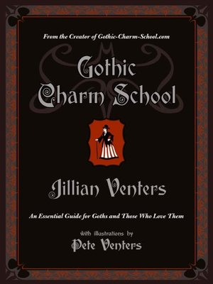 cover image of Gothic Charm School