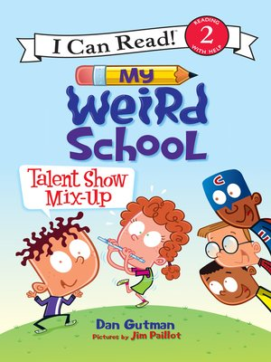 cover image of Talent Show Mix-Up