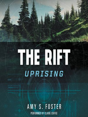 cover image of The Rift Uprising