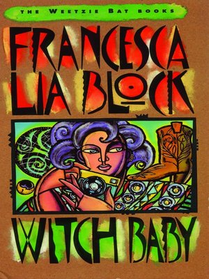 cover image of Witch Baby