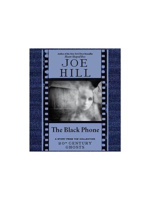 cover image of The Black Phone