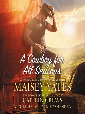 cover image of A Cowboy for All Seasons