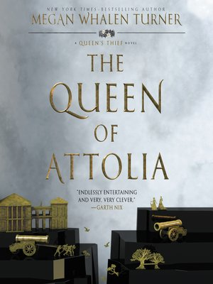 cover image of The Queen of Attolia