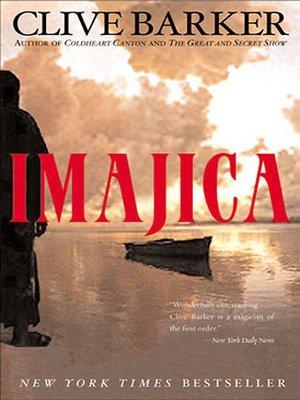 cover image of Imajica