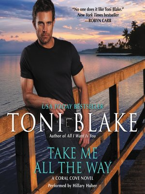 cover image of Take Me All the Way