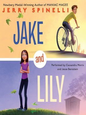 cover image of Jake and Lily