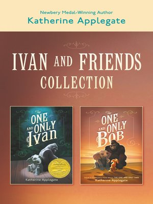 cover image of Ivan & Friends 2-Book Collection