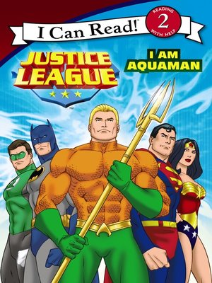 cover image of I Am Aquaman