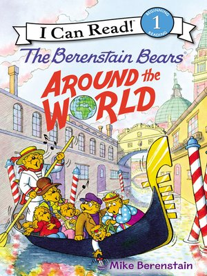 cover image of The Berenstain Bears Around the World