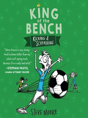 cover image of Kicking and Screaming