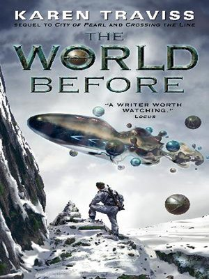 cover image of The World Before