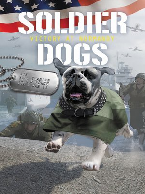cover image of Soldier Dogs #4