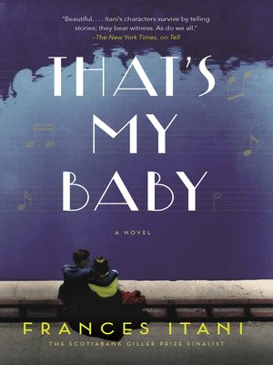 cover image of That's My Baby