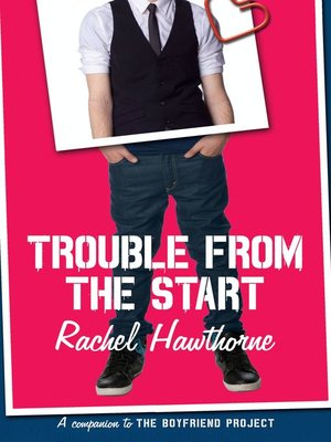 cover image of Trouble from the Start