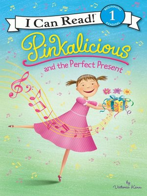 cover image of Pinkalicious and the Perfect Present