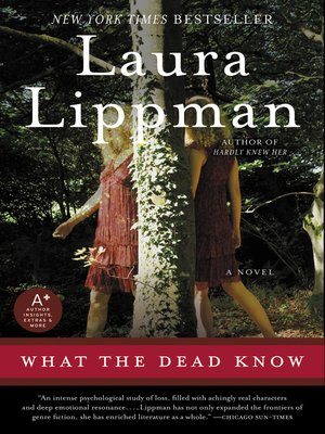cover image of What the Dead Know