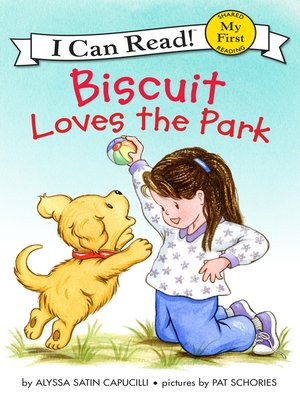 cover image of Biscuit Loves the Park