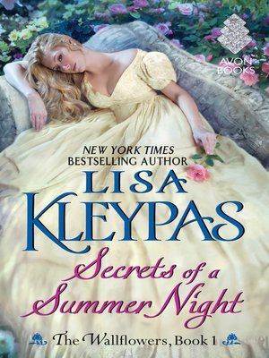 cover image of Secrets of a Summer Night