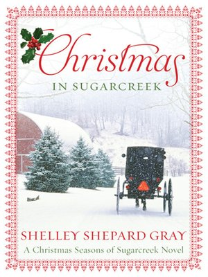 cover image of Christmas in Sugarcreek