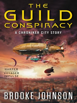 cover image of The Guild Conspiracy