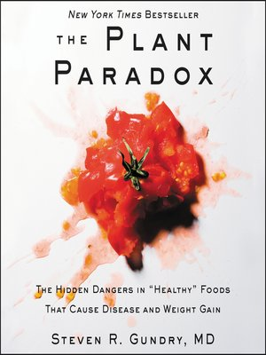 cover image of The Plant Paradox