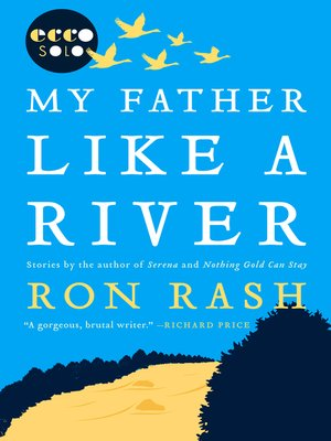 cover image of My Father Like a River